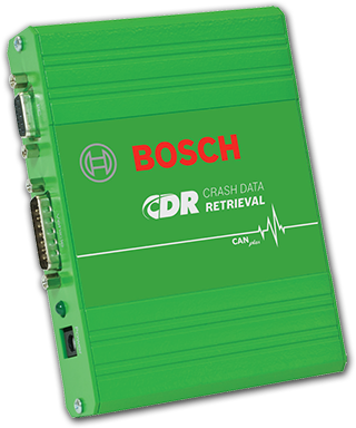 Bosch CDR - Crash Data Retrieval